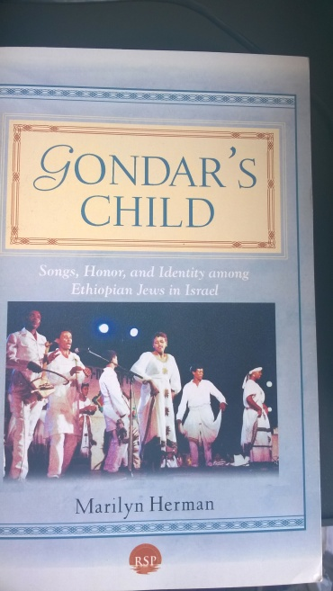 Gondar's Child - cover