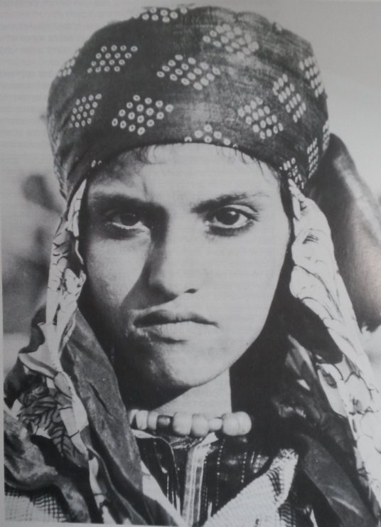 Yemenite woman